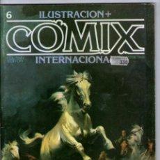 Cómics: COMIX INTERNACIONAL Nº 6 ** TOUTAIN. Lote 41725922