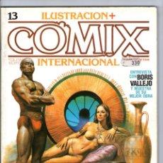 Cómics: COMIX INTERNACIONAL Nº 13 ** TOUTAIN. Lote 41725940