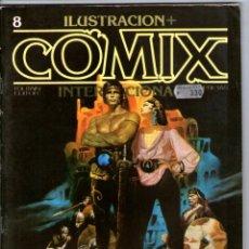 Cómics: COMIX INTERNACIONAL Nº 8 ** TOUTAIN. Lote 41725948