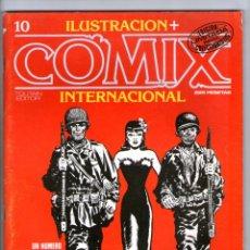 Cómics: COMIX INTERNACIONAL Nº 10 ** TOUTAIN. Lote 41725965
