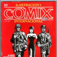 Cómics: COMIX INTERNACIONAL Nº 10 ** TOUTAIN. Lote 41725976