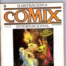 Cómics: COMIX INTERNACIONAL Nº 9 ** TOUTAIN. Lote 41726003