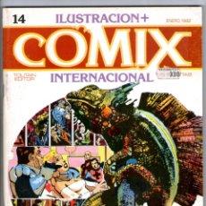 Cómics: COMIX INTERNACIONAL Nº 14 ** TOUTAIN. Lote 41726009