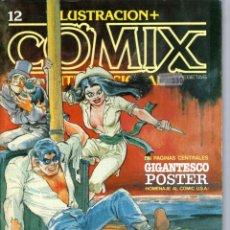 Cómics: COMIX INTERNACIONAL Nº 12 ** TOUTAIN. Lote 41726024