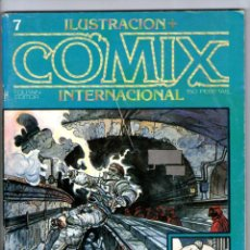 Cómics: COMIX INTERNACIONAL Nº 7 ** TOUTAIN. Lote 41726053