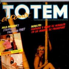 Cómics: TOTEM EL COMIX Nº 2 ** TOUTAIN. Lote 41726375