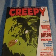 Cómics: CREEPY Nº57 (TOUTAIN) LEER DESCRIPCION. Lote 41733716
