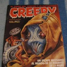 Cómics: CREEPY Nº62 (TOUTAIN) LEER DESCRIPCION. Lote 41733783