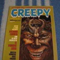 Cómics: CREEPY Nº63 (TOUTAIN) LEER DESCRIPCION. Lote 41733814