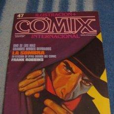 Cómics: COMIX INTERNACIONAL Nº47 (TOUTAIN) LEER DESCRIPCION. Lote 41734649