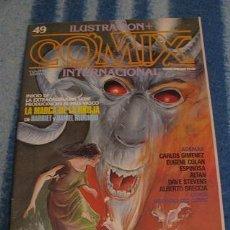 Cómics: COMIX INTERNACIONAL Nº49 (TOUTAIN) LEER DESCRIPCION. Lote 41734697