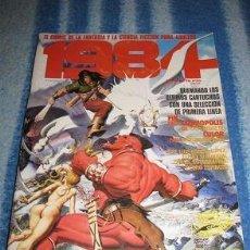 Cómics: 1984 Nº63 (TOUTAIN) LEER DESCRIPCION. Lote 41753574
