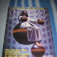 Cómics: 1984 Nº59 (TOUTAIN) LEER DESCRIPCION. Lote 41753579