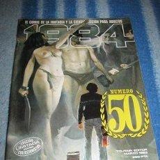 Cómics: 1984 Nº50 (TOUTAIN) LEER DESCRIPCION. Lote 41753612