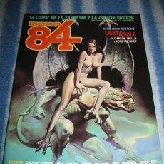 Cómics: ZONA 84 Nº40 (TOUTAIN) LEER DESCRIPCION. Lote 41753705