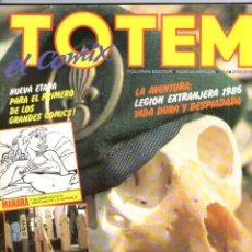 Cómics: TOTEM EL COMIX Nº 1 ** TOUTAIN. Lote 41773849