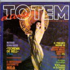 Cómics: TOTEM EL COMIX Nº 13 ** TOUTAIN. Lote 41773884