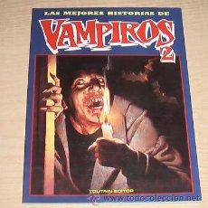 Cómics: LAS MEJORES HISTORIAS DE VAMPIROS 2.. Lote 41836740