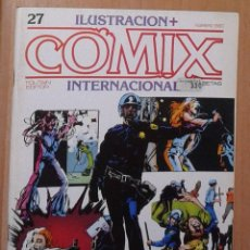 Cómics: COMIX INTERNACIONAL Nº 27 ** TOUTAIN. Lote 41999507