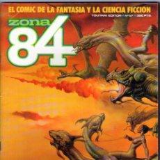 Cómics: ZONA 84 Nº 57 ** TOUTAIN. Lote 42002856