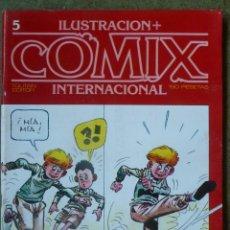 Cómics: COMIX INTERNACIONAL. Nº 5. Lote 42372156