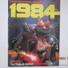 Comics: 1984 Nº 10. Lote 42542711