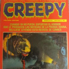 Cómics: CREEPY EXTRA Nº 10 TOUTAIN. Lote 42577872