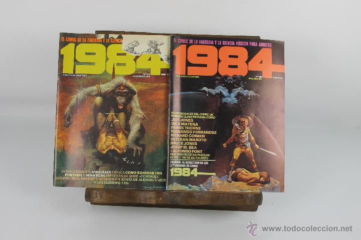 D-346. COLECCION DE 30 COMICS 1984. EDIT. TOUTAIN. AÑOS 70/80. (Tebeos y Comics - Toutain - 1984)