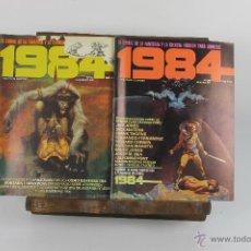 Cómics: D-346. COLECCION DE 30 COMICS 1984. EDIT. TOUTAIN. AÑOS 70/80. . Lote 42766726