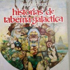 Cómics: COMIC UNICO ¡¡ HISTORIAS DE TABERNA GALACTICA,1981 FIRMA AUTOR JOSEP M.BEA,CREEPY,VAMPIRELLA,DRACULA. Lote 42904812