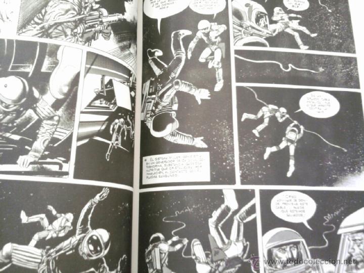Cómics: COMIC UNICO ¡¡ HISTORIAS DE TABERNA GALACTICA,1981 FIRMA AUTOR JOSEP M.BEA,CREEPY,VAMPIRELLA,DRACULA - Foto 4 - 42904812