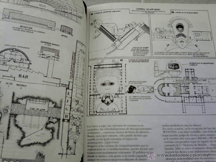 Cómics: COMIC UNICO ¡¡ HISTORIAS DE TABERNA GALACTICA,1981 FIRMA AUTOR JOSEP M.BEA,CREEPY,VAMPIRELLA,DRACULA - Foto 5 - 42904812