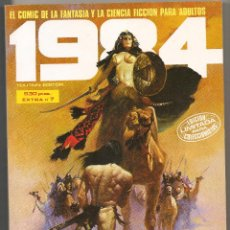 Cómics: COMIC 1984 TOUTAIN Nº 7 AÑO 1982 - EDICIÓN COLECCIONISTAS. Lote 43109090
