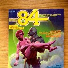Cómics: ZONA 84 ANTOLOGIA Nº 2 (5, 6 Y 7). Lote 43109227