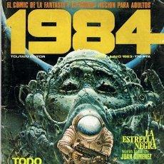 Cómics: COMIC 1984 N.53 JUNIO 1983 FANTASÍA Y CIENCIA FICCIÓN PARA ADULTOS. Lote 43113802
