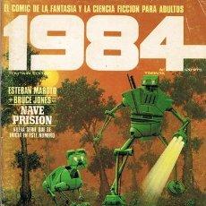 Cómics: COMIC 1984 N.30 FANTASÍA Y CIENCIA FICCIÓN PARA ADULTOS . Lote 43113867