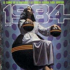 Cómics: COMIC 1984 N.59 FANTASÍA Y CIENCIA FICCIÓN PARA ADULTOS. Lote 43114695