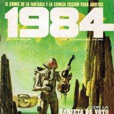 Cómics: COMIC 1984 N.57 OCTUBRE 1983 FANTASÍA Y CIENCIA FICCIÓN. Lote 43114811
