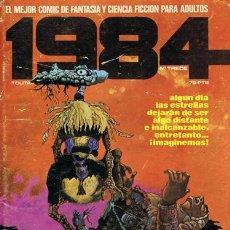 Cómics: COMIC 1984 N.13 FANTASÍA Y CIENCIA FICCIÓN . Lote 43114924