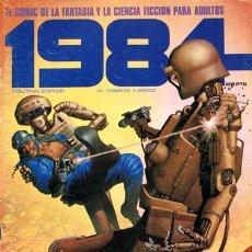 Cómics: COMIC 1984 N.35 FANTASÍA Y CIENCIA FICCIÓN PARA ADULTOS. Lote 43115032