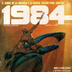 Cómics: COMIC 1984 N.33 FANTASÍA Y CIENCIA FICCIÓN PARA ADULTOS. Lote 43115136