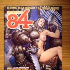 Cómics: ZONA 84 Nº 32. Lote 43117021