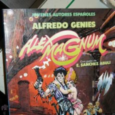 Cómics: TEBEOS-COMICS CANDY - ALEX MAGNUM - TOUTAIN - 1984 - Nº 2 - GENIES Y ABULI *AA99. Lote 43211093