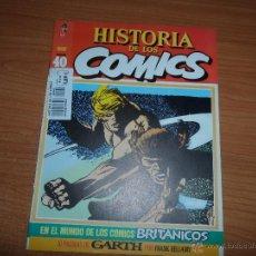 Cómics: HISTORIA DE LOS COMICS Nº 40 TOUTAIN 1982 . Lote 43342479
