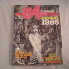 Cómics: ZONA 84 ALMANAQUE 1985, EDITORIAL TOUTAIN. Lote 43371470