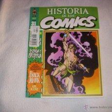 Fumetti: HISTORIA DE LOS COMICS FASCICULO 31, EDITORIAL TOUTAIN. Lote 43610552
