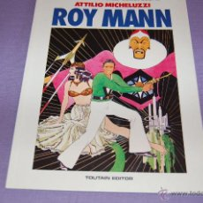 Cómics: ROY MANN. Lote 43998311