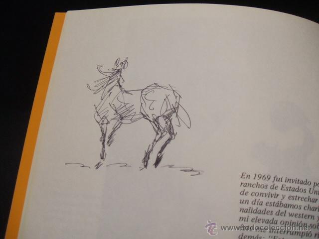 Cómics: FRED HARMAN COMICS Y WESTERN - CON DIBUJO ORIGINAL Y DEDICATORIA DE JORDI BUXADE - TOUTAIN - - Foto 4 - 44085463