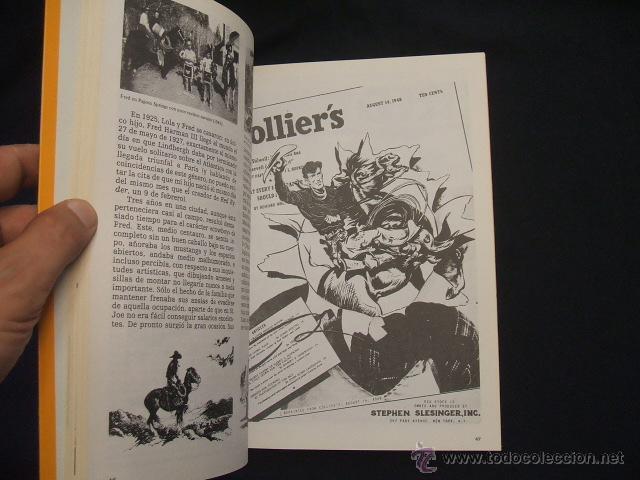 Cómics: FRED HARMAN COMICS Y WESTERN - CON DIBUJO ORIGINAL Y DEDICATORIA DE JORDI BUXADE - TOUTAIN - - Foto 9 - 44085463
