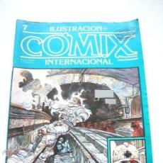 Cómics: COMIX INTERNACIONAL Nº 7 TOUTAIN EISNER BILAL CHAYKIN SOMMER BRECCIA REVISTA INPRESCINDIBLE E2. Lote 44111941